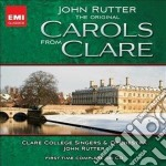 The original carols from clare cd musicale di John Rutter