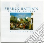 Povera patria (best & rarities) cd musicale di Franco Battiato