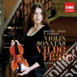 Sonate per violino cd musicale di Artisti Vari
