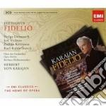 New opera series: beethoven - fidelio cd musicale di KARAJAN HERBERT VON