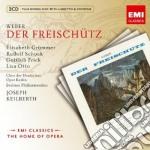 New opera series: weber - il franco cacc cd musicale di Joseph Keilberth