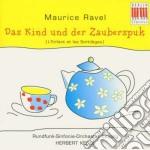 New opera series: ravel-l`enfant et les cd musicale di AndrÈ Previn
