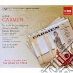 New opera series:bizet - carmen cd musicale di Thomas Beecham