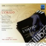 New opera series: monteverdi - l'orfeo cd musicale di Emmanuelle Haim