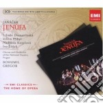 New opera series: janacek - jenufa cd musicale di Bohumil Gregor