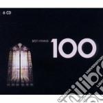 100 best hymns cd musicale di Artisti Vari