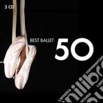 50 best ballet cd musicale di Artisti Vari
