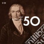 50 best beethoven cd musicale di Artisti Vari