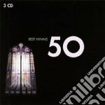 50 best hymns cd musicale di Artisti Vari