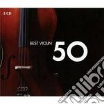 50 best violin cd musicale di Artisti Vari