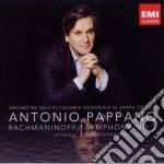 Rachmaninov Sergej - Pappano Antonio - Sinfonia N. 2 & Liadov:il Lago Incantato cd musicale di Antonio Pappano