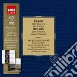 Delius/Elgar Cello Concertos (2 SACD) cd musicale di Du pr� jacqueline