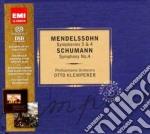 Mendelssohn-bartholdy Felix - Klemperer Otto - Signature: Mendelssohn Sinfonie 3 & 4 (SACD) (2 Cd) cd musicale di Otto Klemperer
