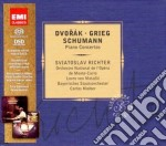 Signature: dvorak concert0 per piano (lt cd musicale di Sviatoslav Richter