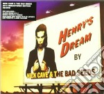 HENRY'S DREAM CD+DVD                      cd musicale di Nick Cave