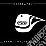 TRANS-EUROPE EXPRESS (REMASTERED)         cd musicale di KRAFTWERK