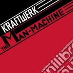 THE MAN MACHINE (REMASTERED)              cd musicale di KRAFTWERK