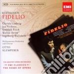 NEW OPERA SERIES:BEETHOVEN FIDELIO        cd musicale di Otto Klemperer