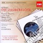 NEW OPERA SERIES: MOZART DIE ZAUBERFLOTE  cd musicale di Otto Klemperer