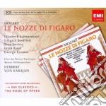 NEW OPERA SERIES MOZART LE NOZZE DI FIGA  cd musicale di KARAJAN HERBERT VON