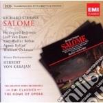 NEW OPERA SERIES: STRAUSS SALOME          cd musicale di KARAJAN HERBERT VON