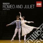 BALLET EDITION: ROMEO & JULIET            cd musicale di AndrÈ Previn