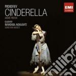 BALLET EDITION: PROKOFIEV. CINDERELLA     cd musicale di AndrÈ Previn