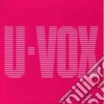 U-VOX (REMASTERED) cd musicale di ULTRAVOX