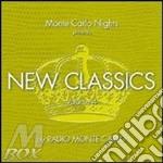 MONTECARLO NIGHTS. NEW CLASSICS - VOL. 4 cd musicale di ARTISTI VARI
