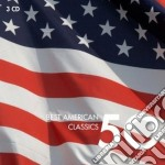 50 best american classics cd musicale di Artisti Vari