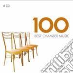 100 Best Chamber Music (6 Cd) cd musicale di Artisti Vari