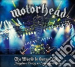 Motorhead - The World Is Ours - Vol 2 (2 Lp) cd musicale di Motorhead