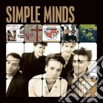 5 album set cd musicale di Simple Minds