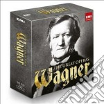 Wagner: great opera box (limited) cd musicale di Artisti Vari