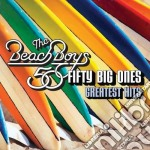 Greatest hits: 50 big ones [limited edit cd musicale di Beach boys the