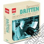 Britten: orchestral works (limited) cd musicale di Artisti Vari