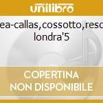 Medea-callas,cossotto,rescigno londra'5 cd musicale di L. Cherubini