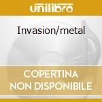 Invasion/metal cd musicale di Road Manilla