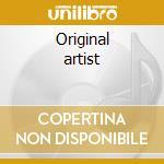 Original artist cd musicale di Ray Charles