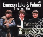 Greatest hits cd musicale di Emerson lake & palmer