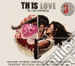 Th'is love 3cd cd musicale di Artisti Vari