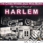 Various Artists - Original Sound Of Harlem cd musicale