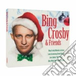 Bing crosby & friends cd musicale di Artisti vari (natale