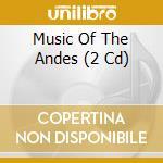 Music of the andres cd musicale di Artisti Vari