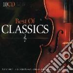 BEST OF CLASSICS                          cd musicale di Best of classics aa.
