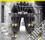 Mozart- Divertimenti K 247 E K 334 cd musicale di Wolfgang Amadeus Mozart