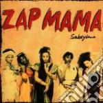 Sabssylma cd musicale di Mama Zap