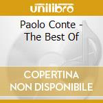 THE BEST OF cd musicale di CONTE PAOLO