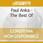 THE BEST OF cd musicale di ANKA PAUL