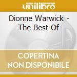 THE BEST OF cd musicale di WARWICK DIONNE